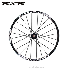 RXR RC3 alloy MTB wheel hook carbon fiber hub 5 bearing Disc brake mountain bicycle wheel