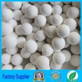 93% al2o3 adsorbent activated solid aluminum balls for sale