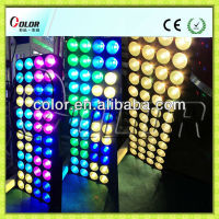 16X30W 4*4 led universal blinder led Matrix dj stage lighting equipment