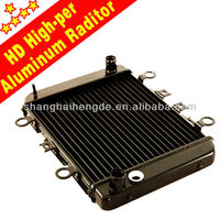 OEM Motorcycle replacement Radiator for Kawasaki ZX6R ZX-6R Ninja 98-02 98 99 00 01 02
