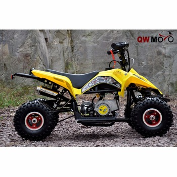 49cc mini ATV 2 Strokes mini QUAD ATV Easy Pull Start 4 Wheeler Kids QUAD ATV Sports Style