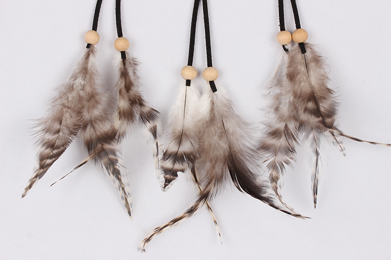 car or wall hanging decoration Feather Dream Catcher MS8005