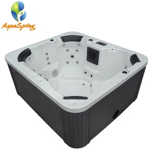 Aquaspring spas High quality balboa control home spa freestanding bath