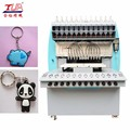 2017 latest automatic silicone trademark making machine