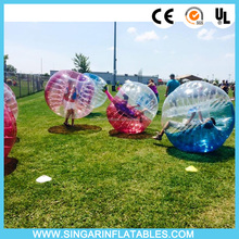 Best sale popular Inflatable bubble ball, bubble soccer, knocker ball 1.5m for adults