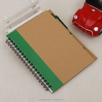 Factory Price Custom Notebook Spiral For