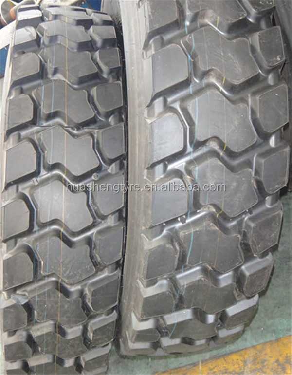 High quality 13r22.5 truck tires used for mining