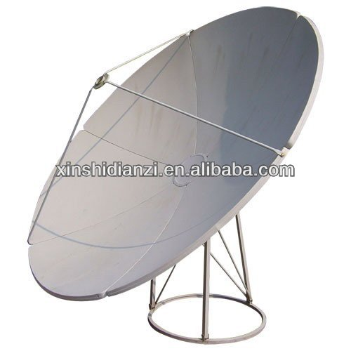 satellite dish antenna c band 180cm offset
