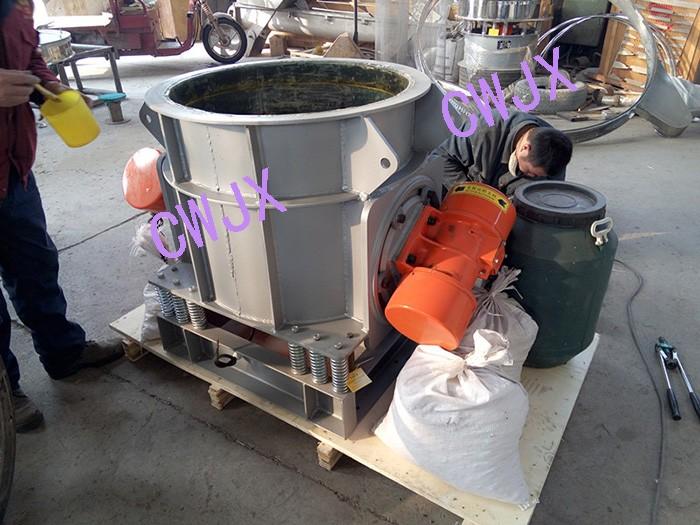 aluminum wheel polisher machine