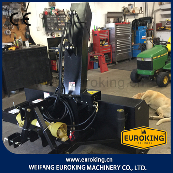 cutting width for 1982mm Skid steer snow thrower
