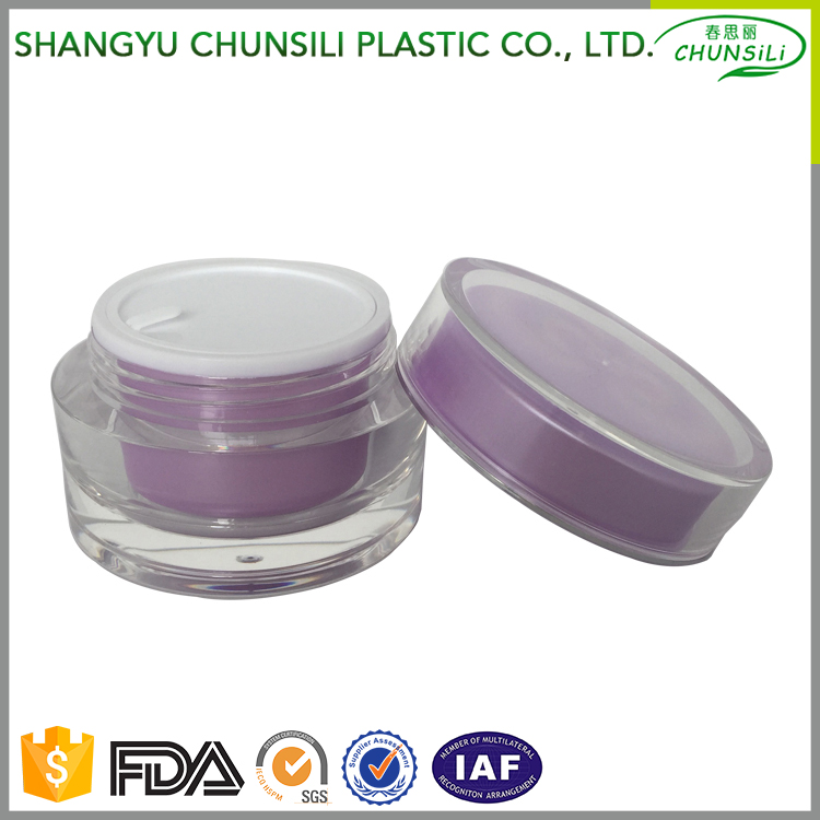 <strong>Best</strong> Selling SGS Certified plastic jar with screw top lids