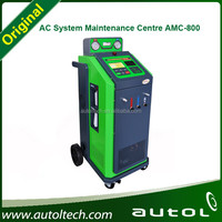 A/C Machines AMC-800 Fully Automatic Car Air Conditioning Machine Diagnostic Tools