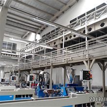 PE/PP sheet/film production line