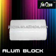 natural potassium alum block