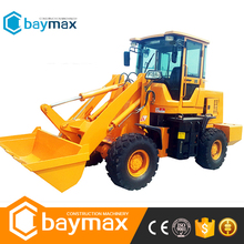 Chinese Wheel Skid Steer Sugar Cane Loader