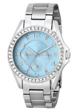 Quartz watches,all stainless steel watches,Discount watch