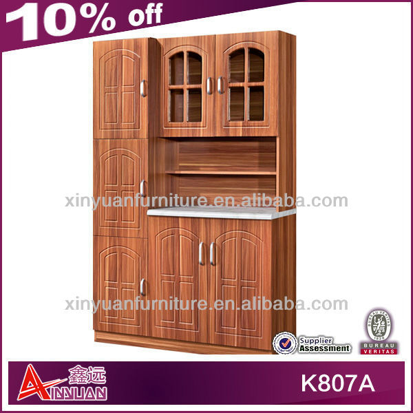 K807A wholesale china furniture modern tall kitchen cupboard