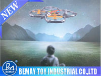 Top 2.4G 4CH Quad Copter - RC UFO RC Flying UFO Toys