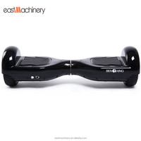 Chic Smart D1 36V Lithium Battery 10km/h Black Two Wheels Self-Balancing Electric Scooter