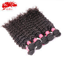 6a grade brazilian deep curly types brazilian hair