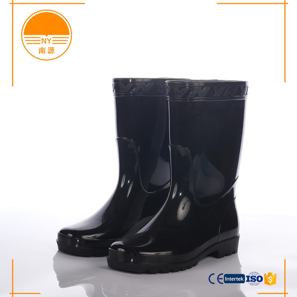Protective Working Rain Boots for Men