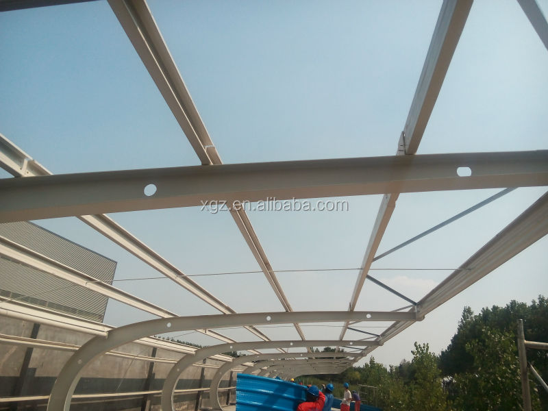low price simplified modern carport