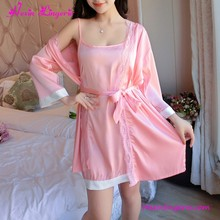 Wholesalers Pink Nighties Night Wear Sexy Sleepwear Women