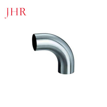 Stainless steel elbow 180 90 45 60 degree manufacturer