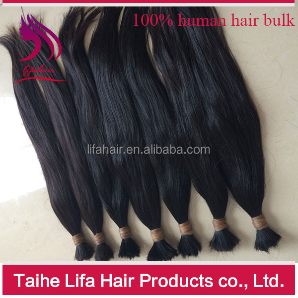 wholesale cheap virgin russian human hair bulk 100% virgin malaysian hair
