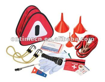 27PCS Emergency kit, Emergency tool kit, Auto safety kit, first aid kit,