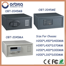 Orbita supply Hotel portable eagle Safe Box with master code