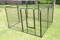 China Factory portable dog fence/ outdoor dog fence