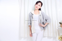 plain women winter varsity jacket