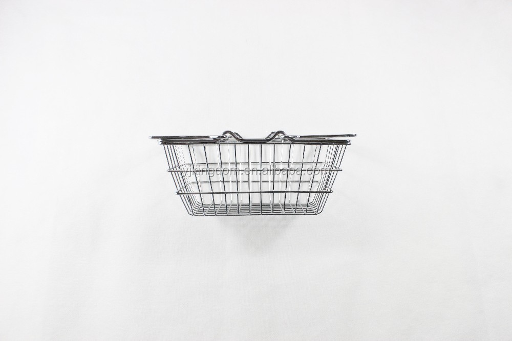 547-64 Mini Metal Storage Rack Basket