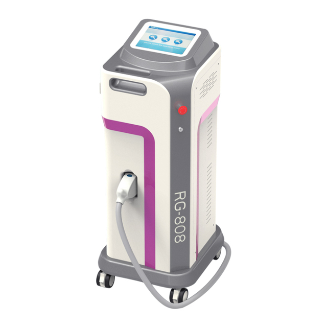 Lowest price Cosmetic professional laser ipl diode hair removal wax making machine