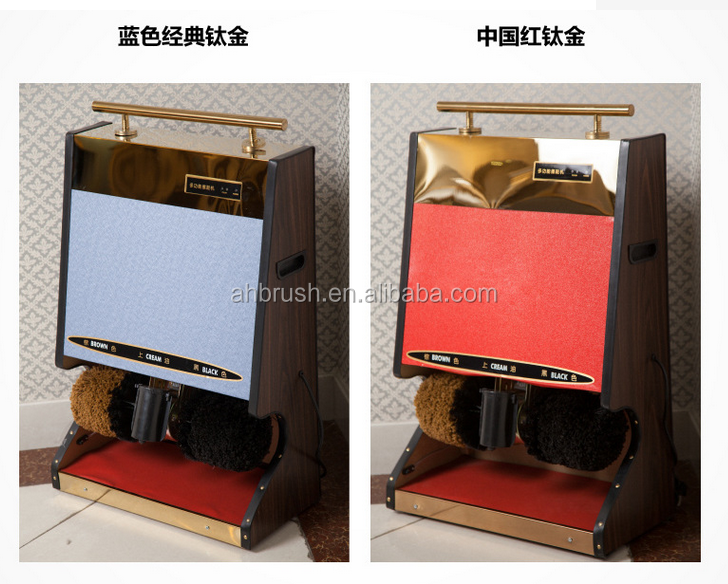 hot sales wool yarn material shoe polishing machine and other series of brush rollers