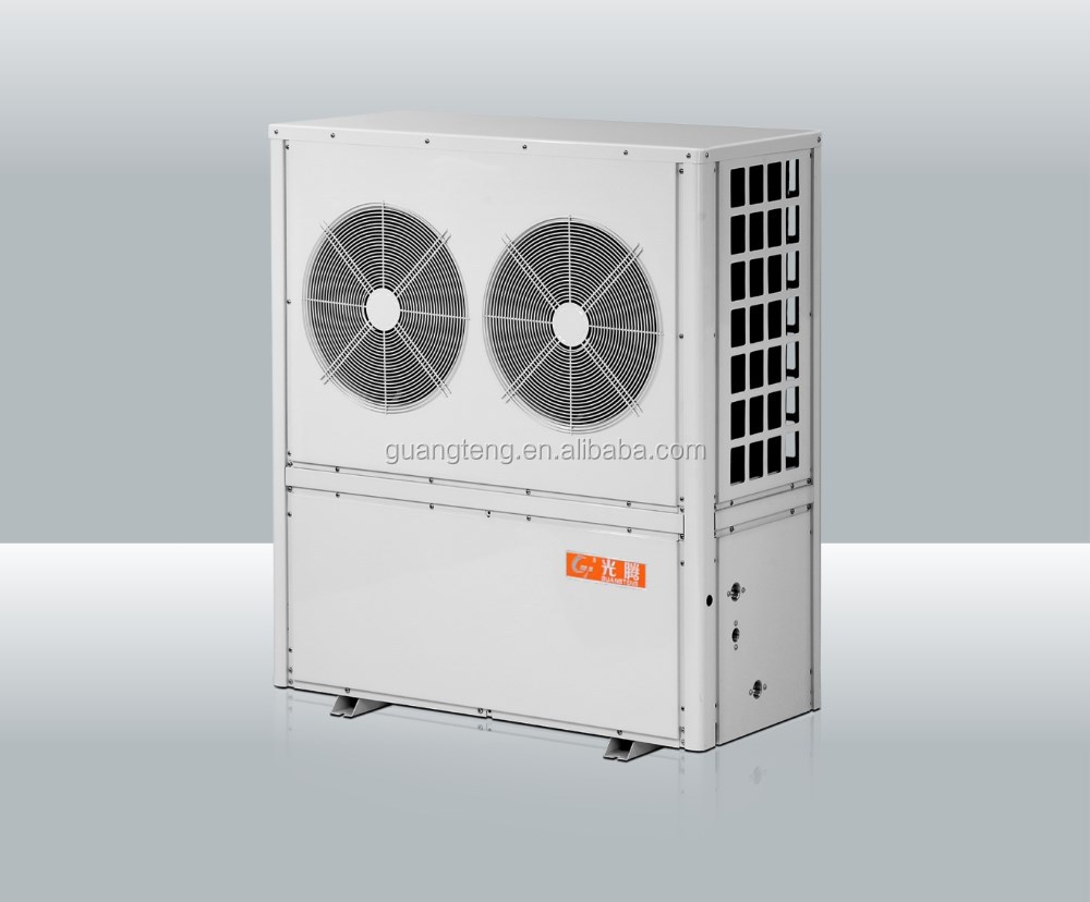 Leading manufacturer of air source heat pumps with 14 years experiences in China