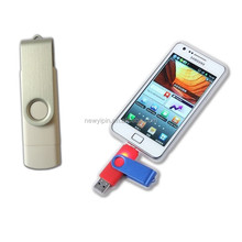 2015 Popular smart phone OTG USB Flash Drive, Promotional Best Price Bulk 1gb Cheap Usb Memory Stick