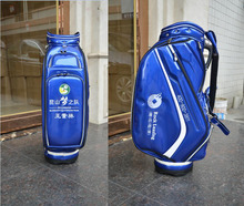Customer OEM Golf Bag Top Quality Crystal Disc Stands Bag for Golf Club