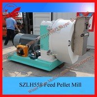 SZLH558 Feed Pellet Press/Corn Gluten Feed Pellet -0086-13721419972