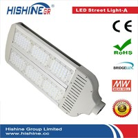 high tec CE&RoHS listed 168W LED Street Light Lighting integrated high lumens driveway lights retail fixtures