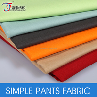 Foshan Factory Wholesale Fabric for workers 100% cotton cloth fabric garment fabric