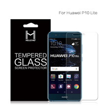 New model!!! 2017 Latest tempered glass mobile phone screen protector for huawei p10
