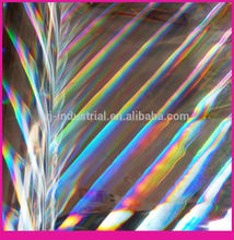 competitive price 12 micron PET holographic plastic film