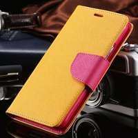 Stand Flip Case for Samsung Galaxy S3 SIII I9300 Colorful Leather Phone Accessories Logo Cover Bags Cute Custom S4 s5 s6