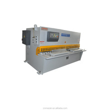 Manufacture directly sale metal sheet cutter price / hydraulic shearing machine for metal sheet