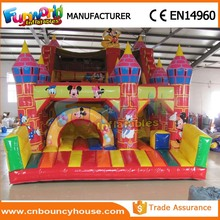 Commercial Bounce House jumping castle used bouncy castles for sale