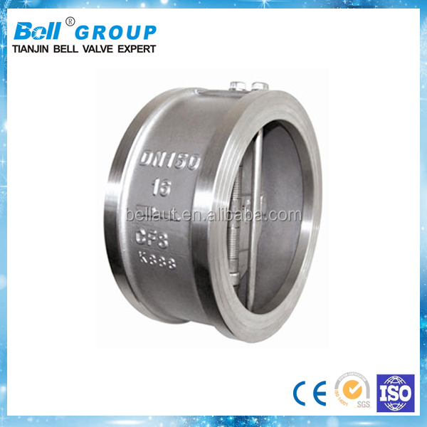 12 Inch SS316 Wafer Check Valve