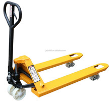 China Warehouse widely used lifting equipment ce hand pallet truck for sale