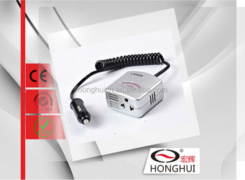 75w car small inverter mini inverter/car inverter/dc ac inverter
